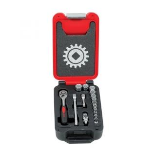 """Trusa Fusion Box Small TCCT 16MG×1/4"""" capete/accesorii DH"""